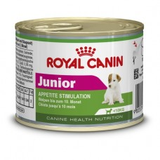 Royal Canin Junior. Роял Канин Для щенков до 10 месяце.