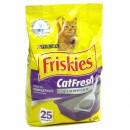 Наполнитель Friskies Catfresh. Наполнитель Фрискис 5 кг для кошачьих туалетов